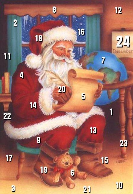 billig julekalender