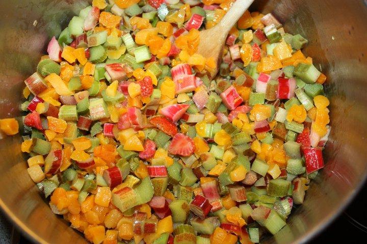 frisk frukt