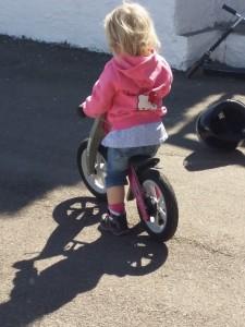Sommer og sykkeltid