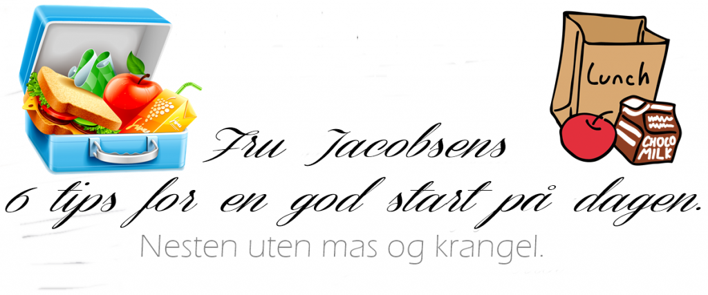 tips for en god start på dagen