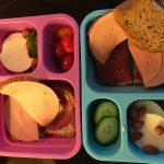 Matpakkemamma og matpakke inspirasjon