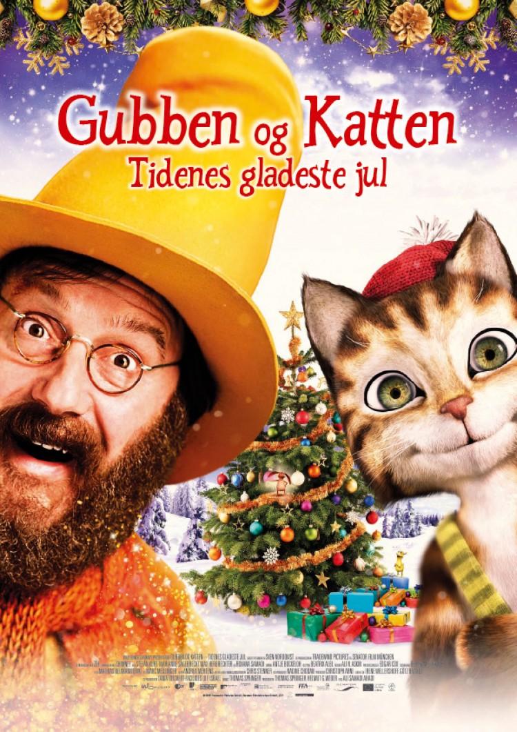 Gubben og Katten