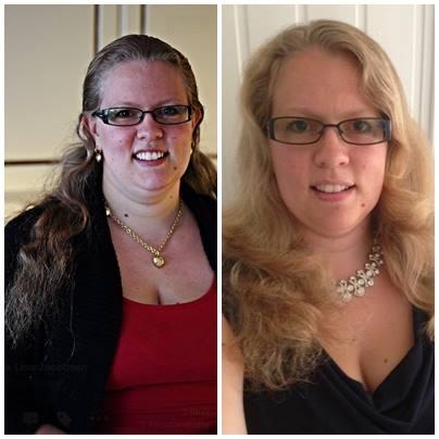 før og etter, slankekurer