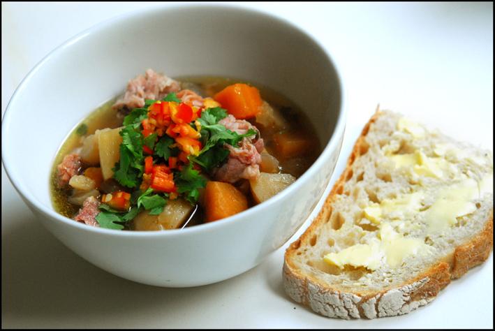 Høstsuppe