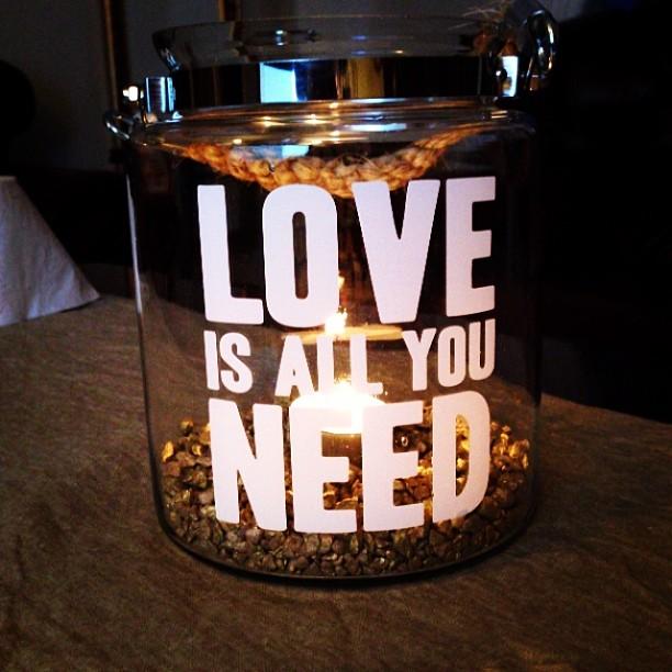 Kjærligheten i hverdagen