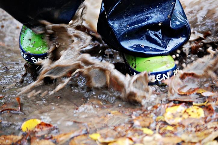 10 ting man kan gjøre når det regner