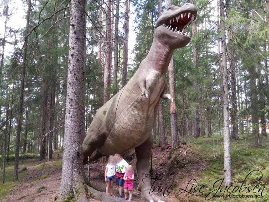 sommarland t rex