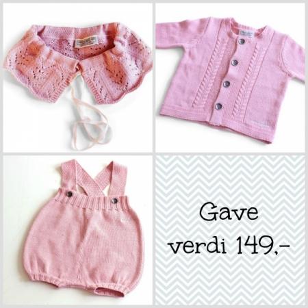 89945_virrevapp.no_Baby_antrekk_strikk_lysrosa_1