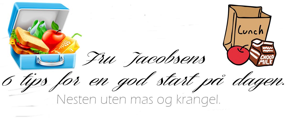 Woodlii Dukkehus Fru Jacobsen