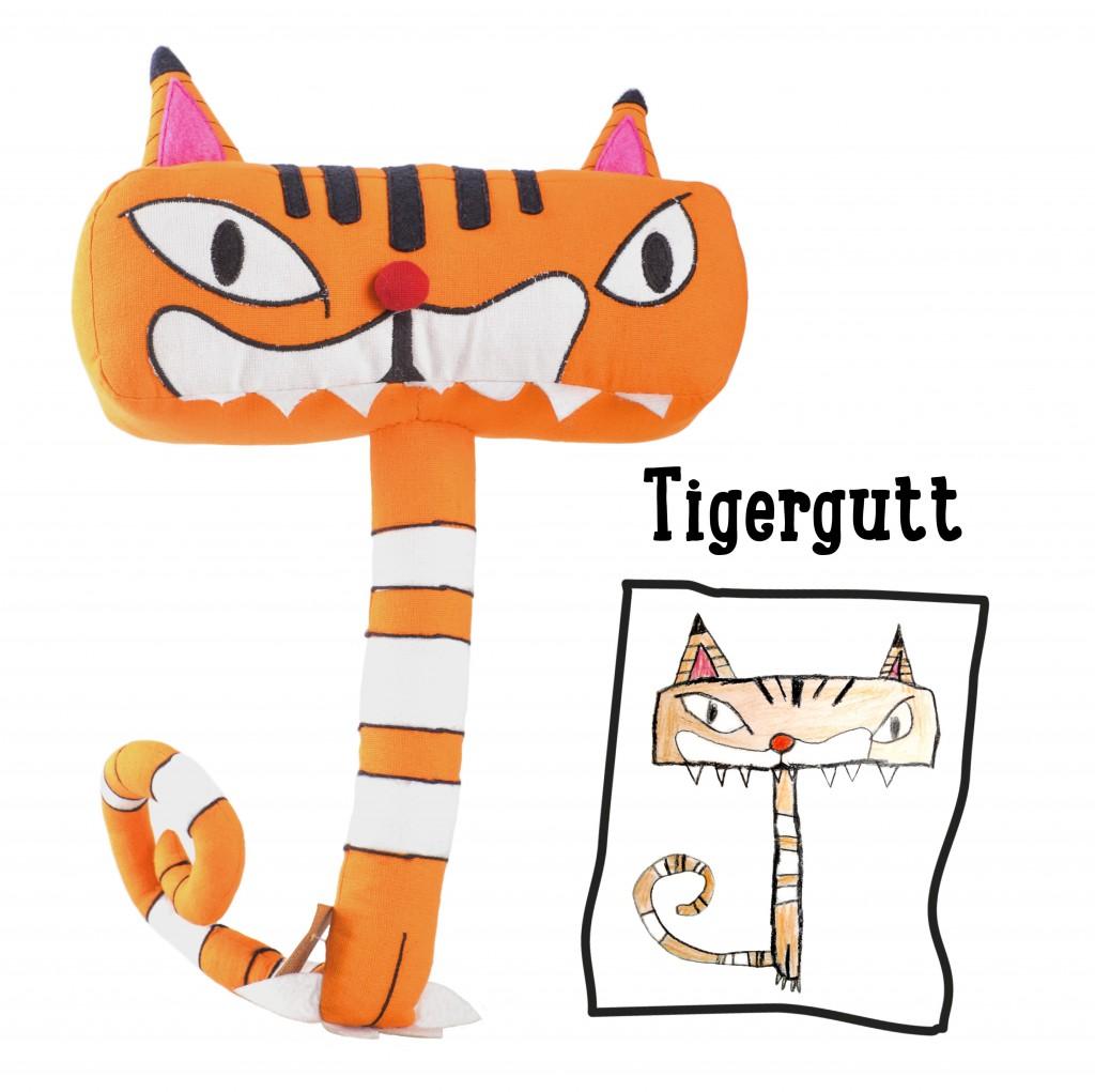 Tiger m_tegning
