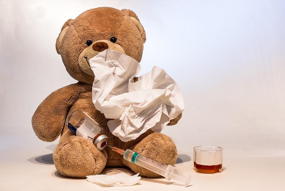 14 Aktiviteter du kan gjøre med sykt barn