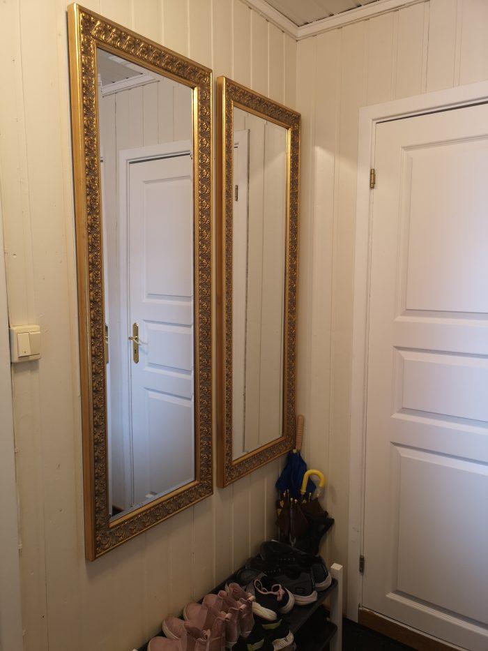Speil, gangen